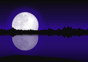 Moon for Liz